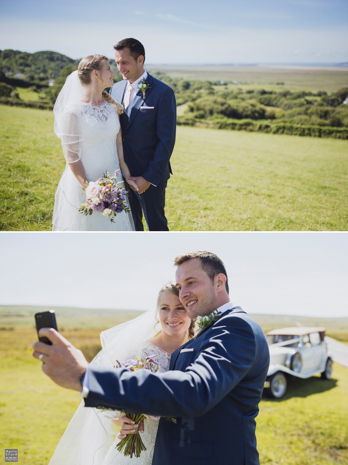 South Wales wedding photographer King Arthur Hotel weddings Gower Swansea Cardiff UK