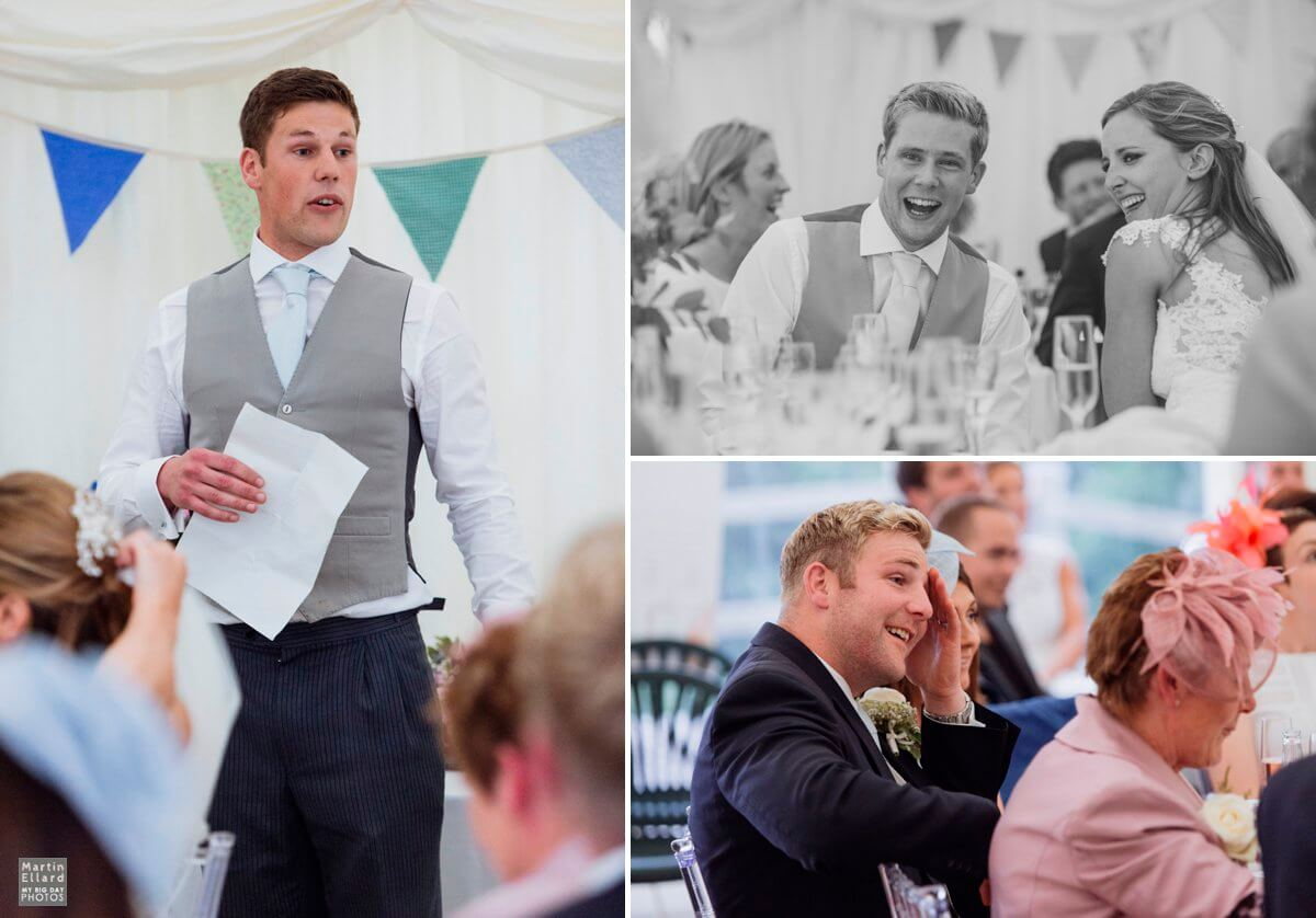 Penmaen House wedding