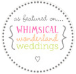 South Wales wedding photographer Featured on Whimsical Wonderland Wedding