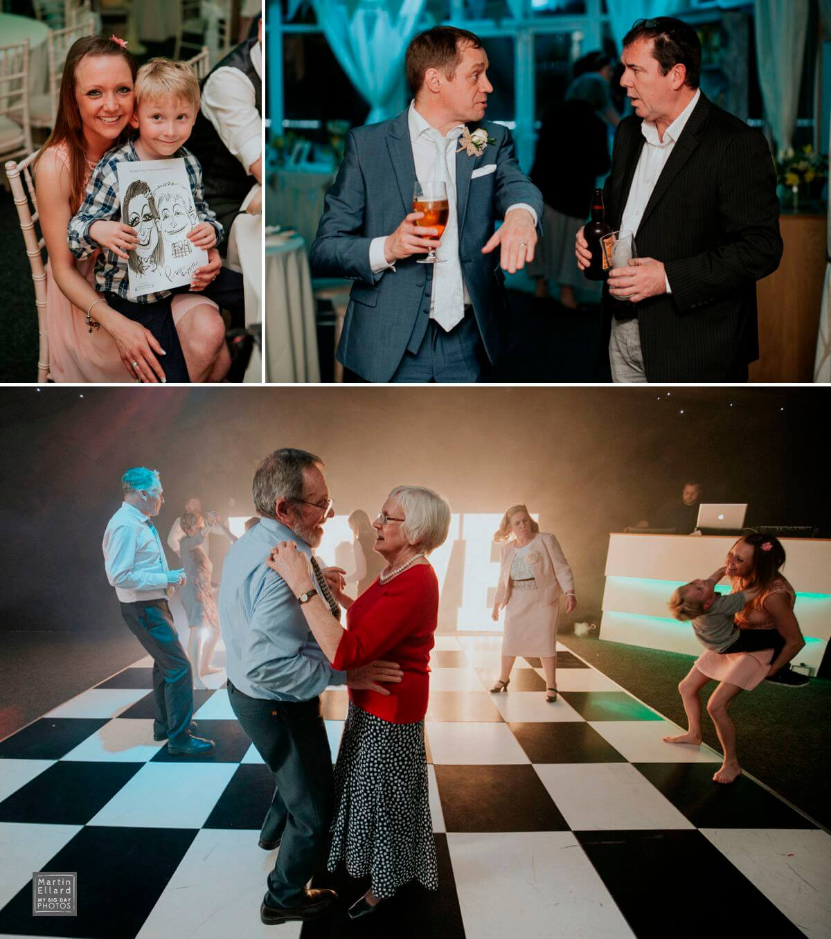Oldwalls wedding photographer