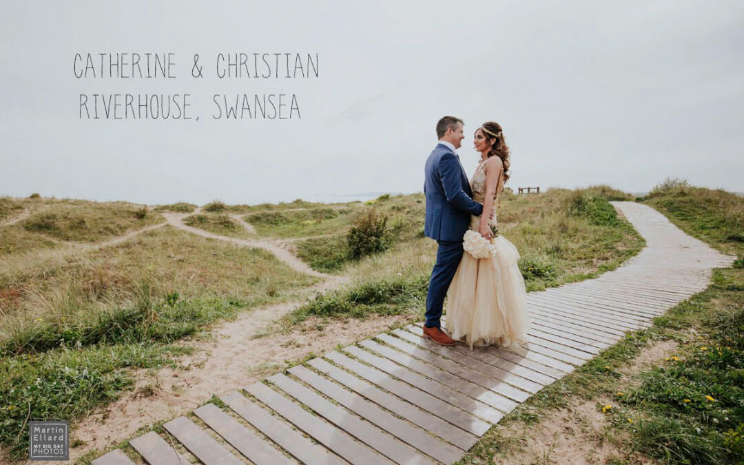 Riverhouse Swansea wedding