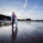 Oxwich Bay Hotel Gower Swansea wedding photography