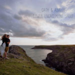 Cath Ashley engagement shoot Gower photographers