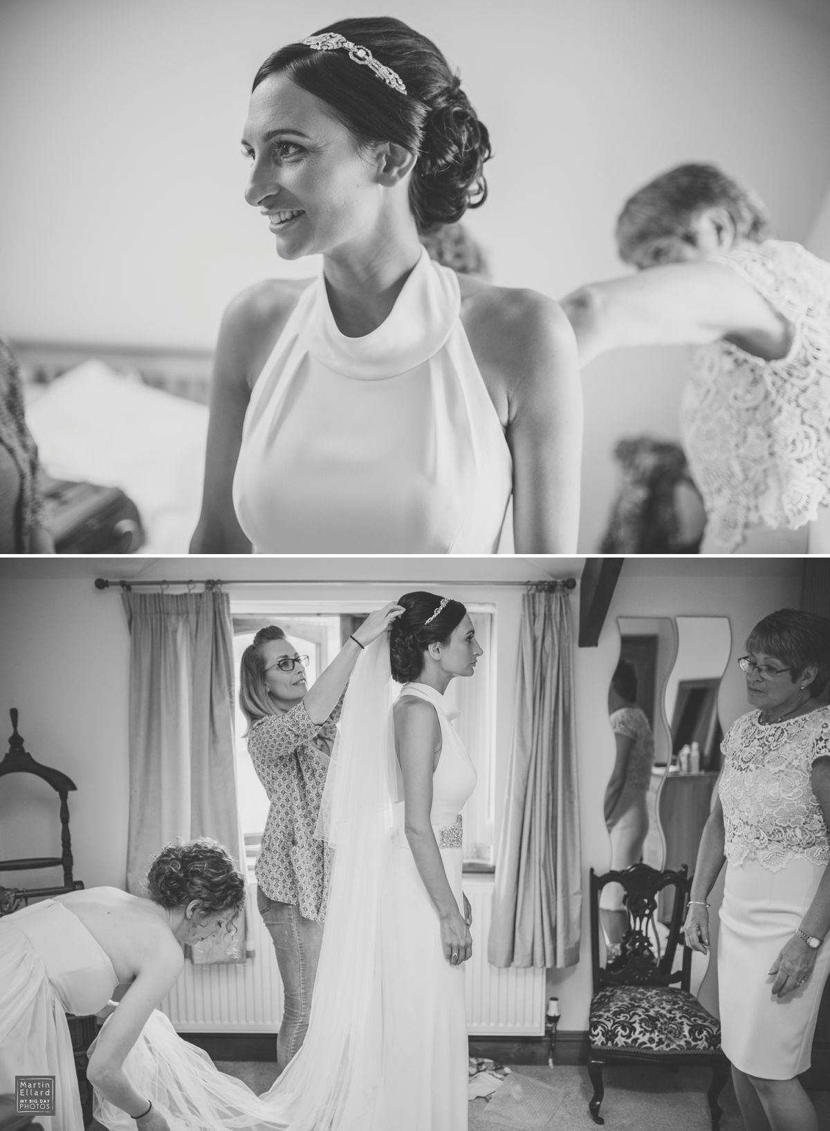 Claire Joseph Gower marquee Swansea wedding photograper