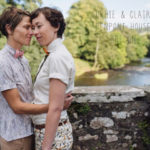 Penpont House Brecon wedding photographers