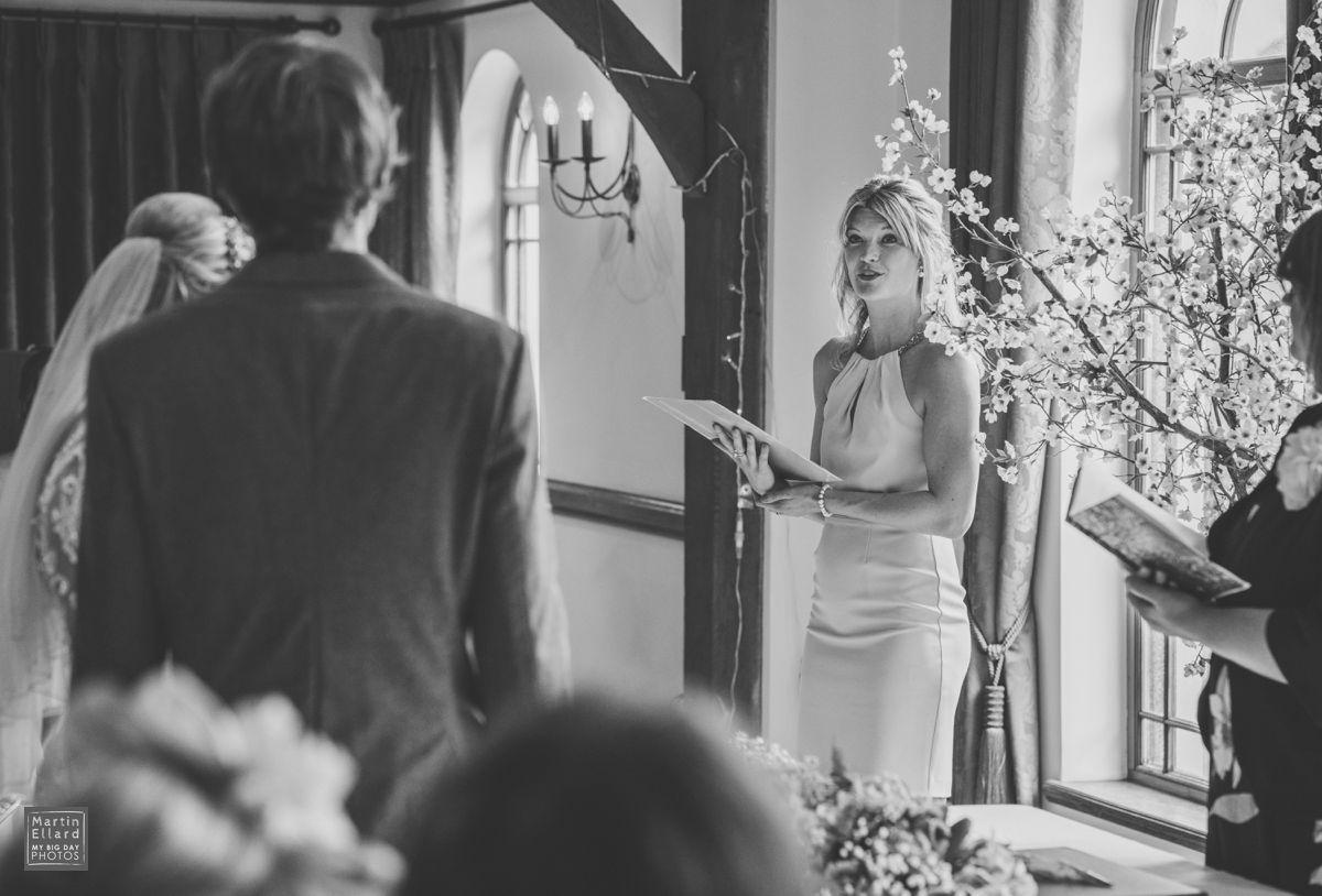 Catherine Daniel The King Arthur Hotel wedding photographer Swansea
