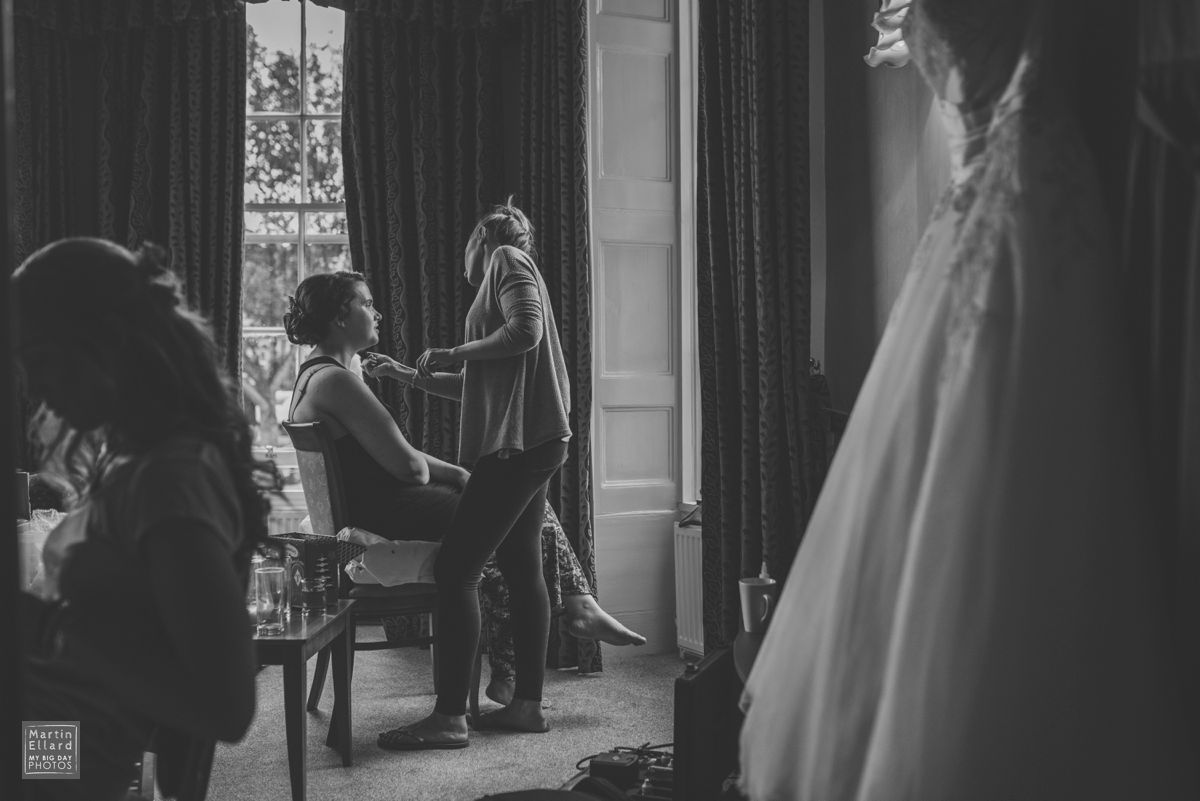 Arnos Manor Hotel Bristol wedding photography