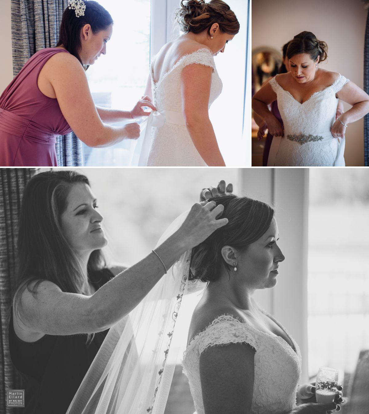 Kelly and Greg King Arthur Hotel Gower wedding photographer