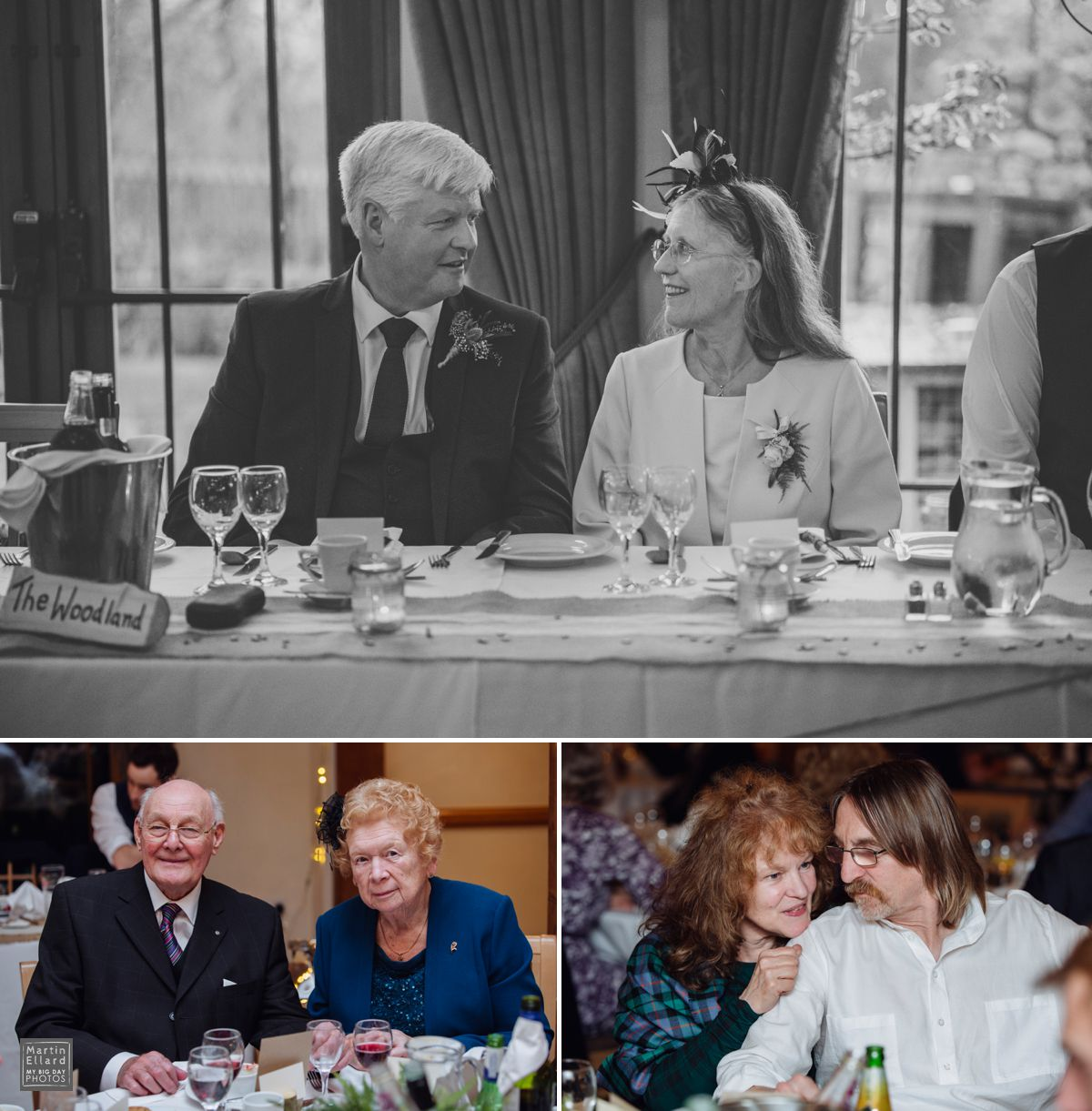 The King Arthur Hotel Swansea Winter wedding photographer