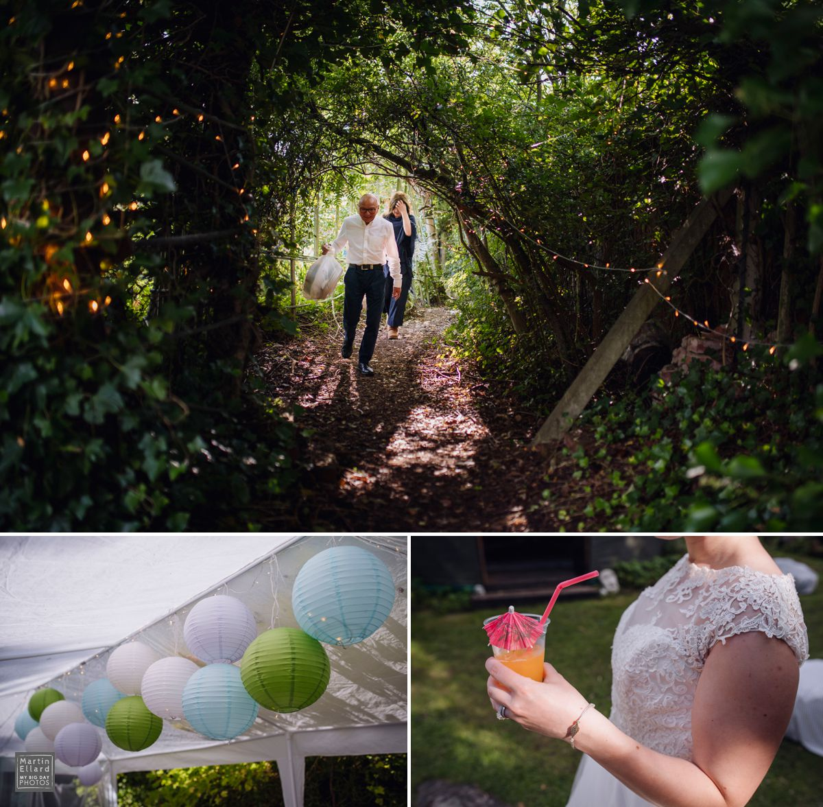 boho Forest wedding photography