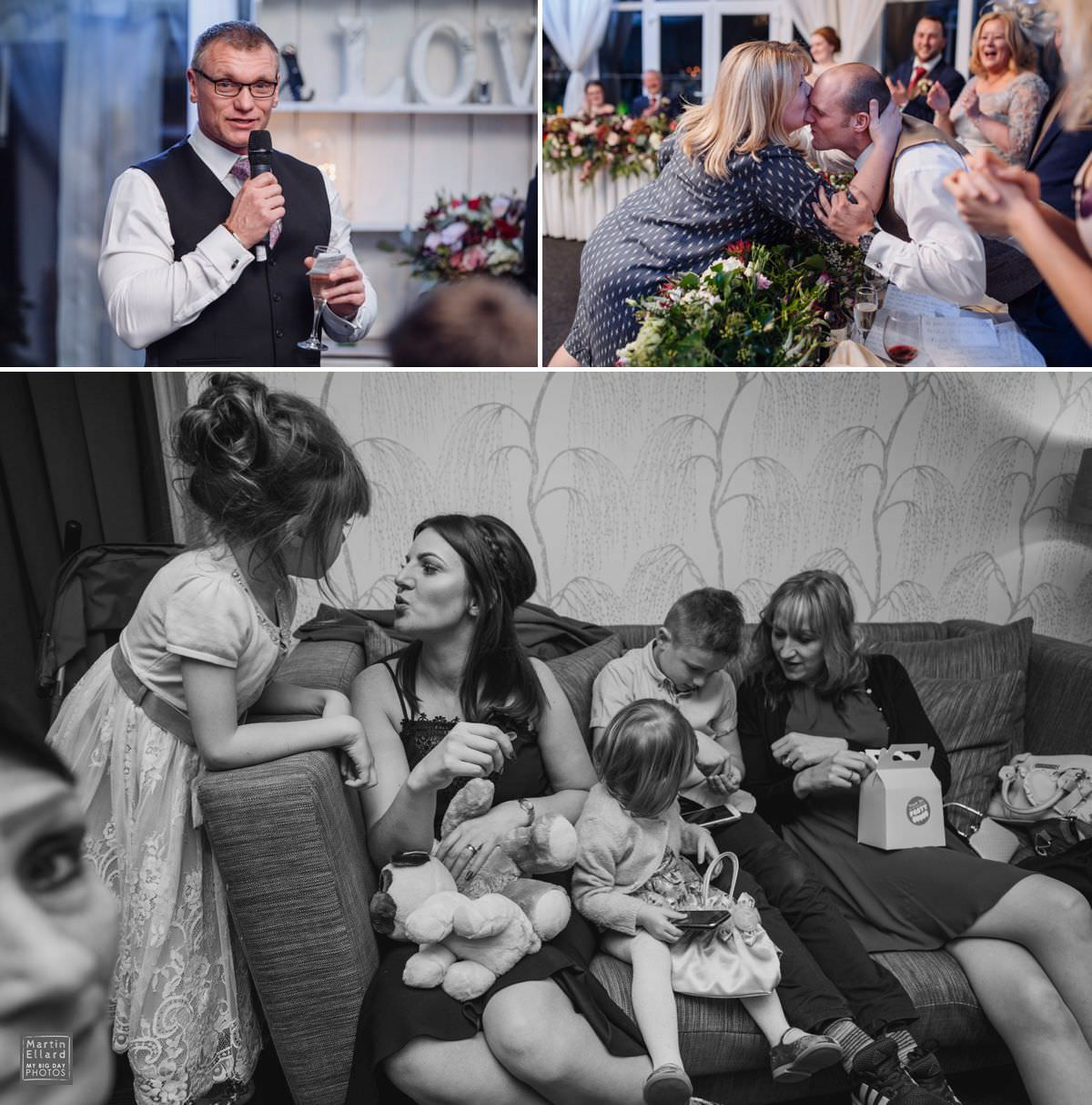 Oldwalls Gower wedding photographer Swansea