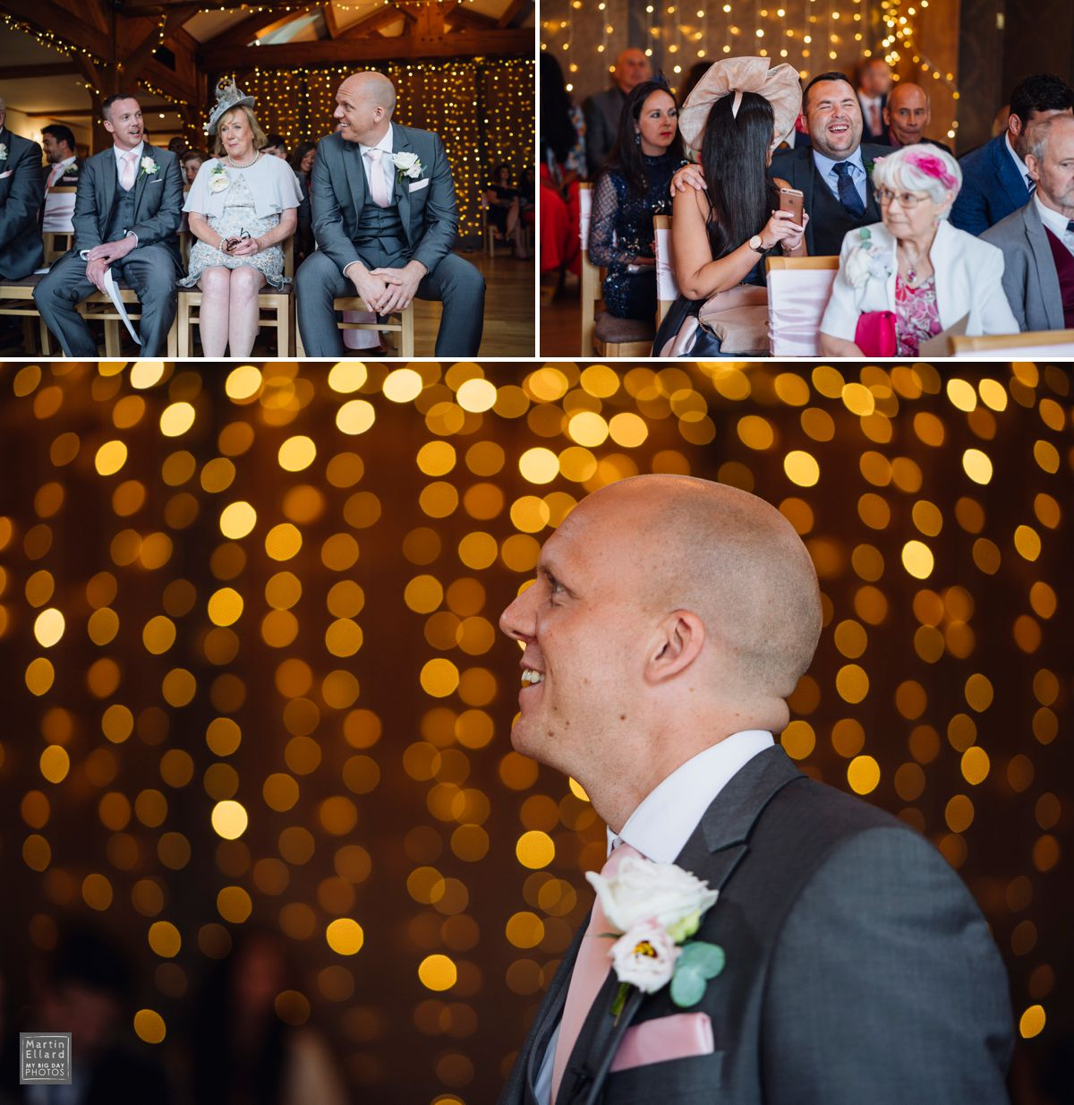 The King Arthur Hotel Swansea wedding photographer