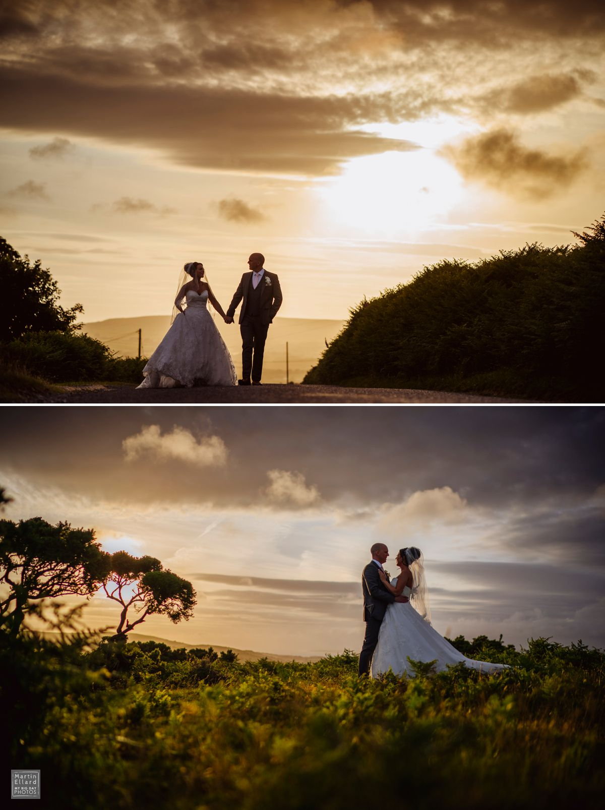 wedding photographers Gower