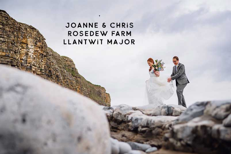 rustic barn wedding venue Llantwit Major Rosedew South Wales