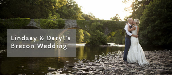 Lindsey and Daryl's vintage festival Brecon wedding