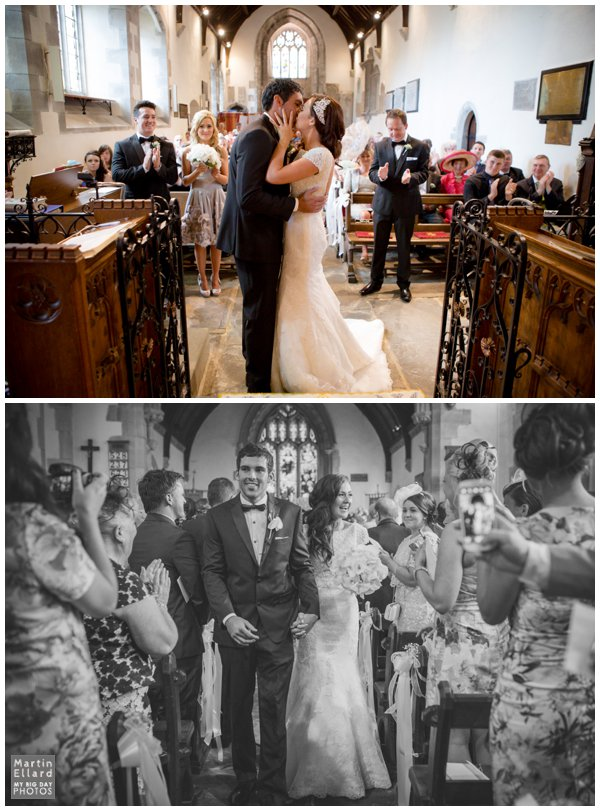 Maesteg churchwedding photography