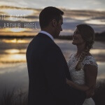 King Arthur Arthur Hotel Wedding