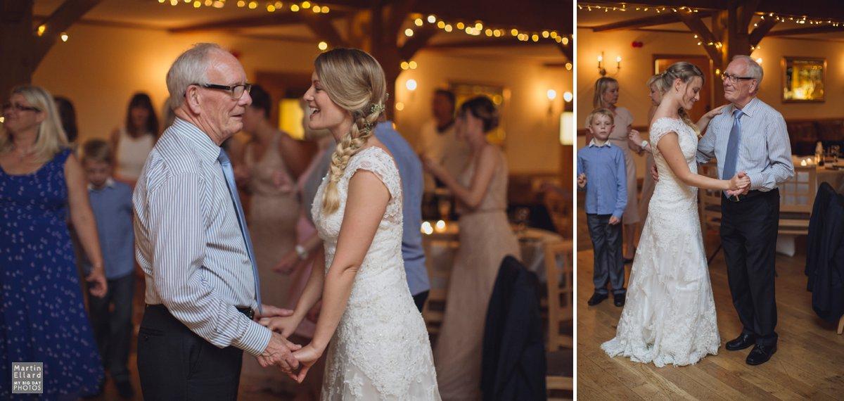Debbie and Mat's King Arthur wedding