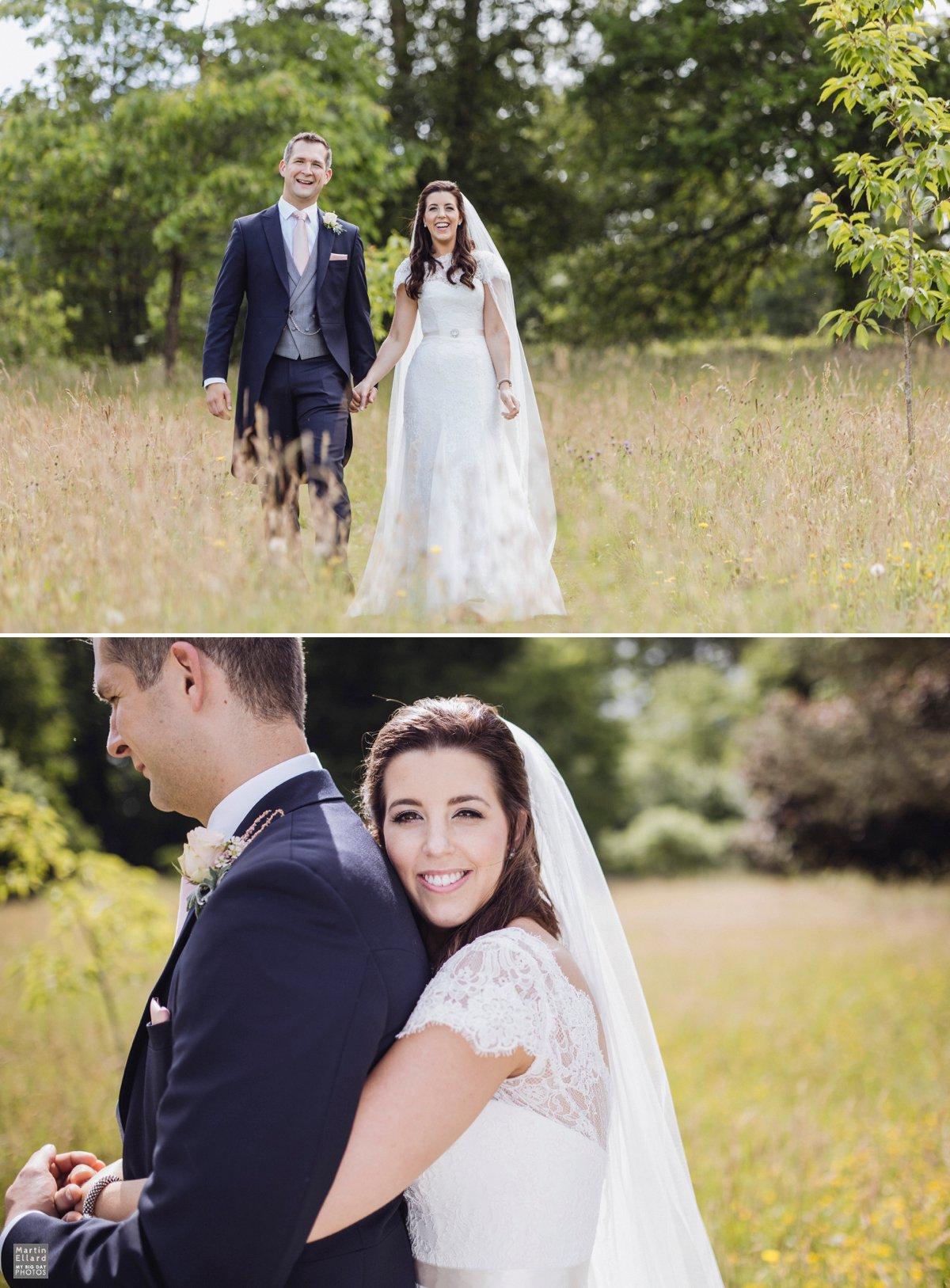 Penpont House wedding photography