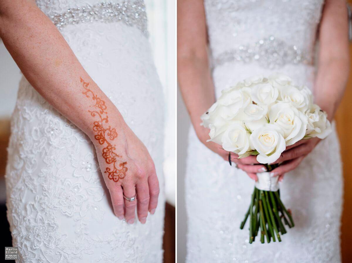 henna tattoo wedding
