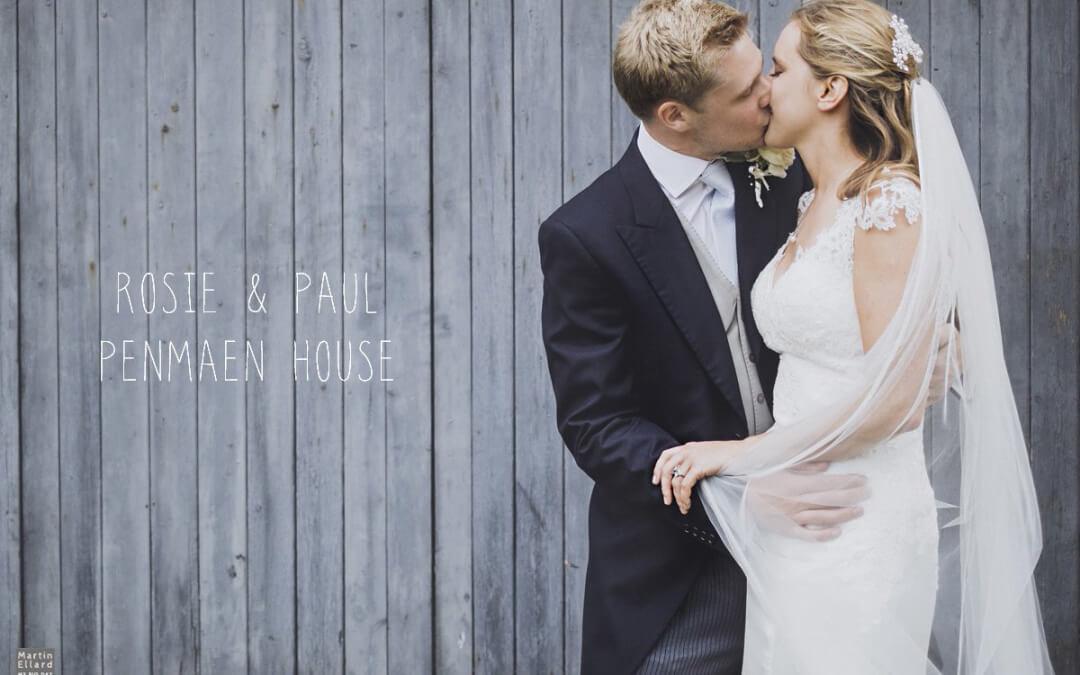 Penmaen House Gower wedding