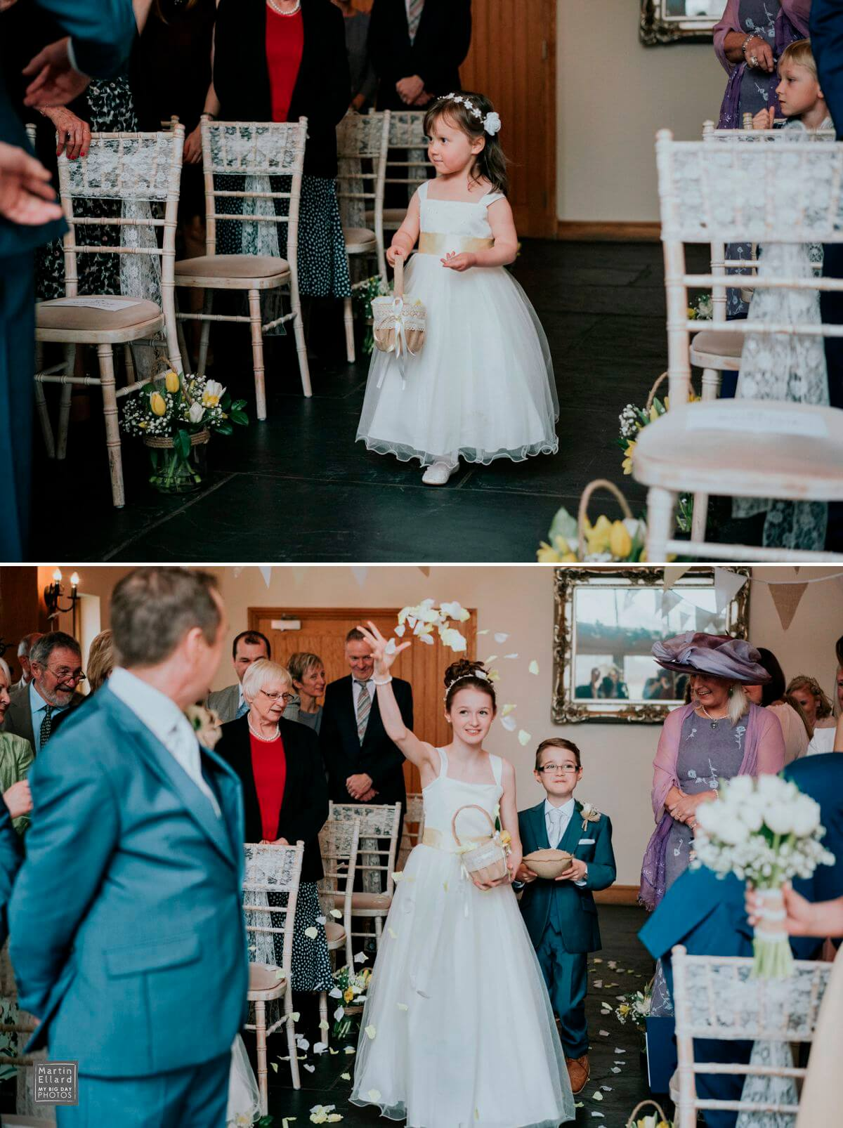 getting married at Oldwalls Gower
