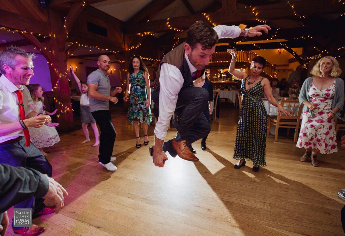 King Arthur Hotel weddings