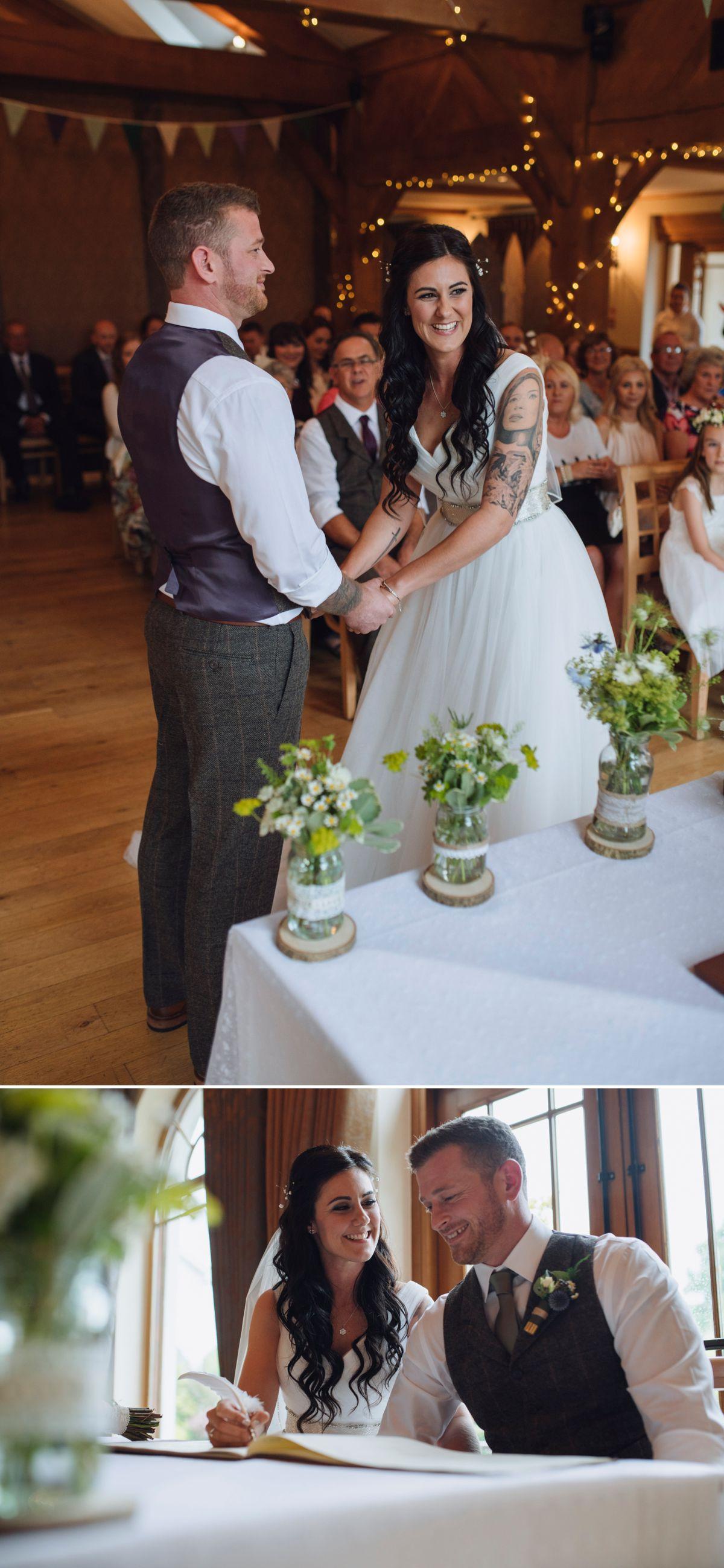 The King Arthur Hotel wedding photography