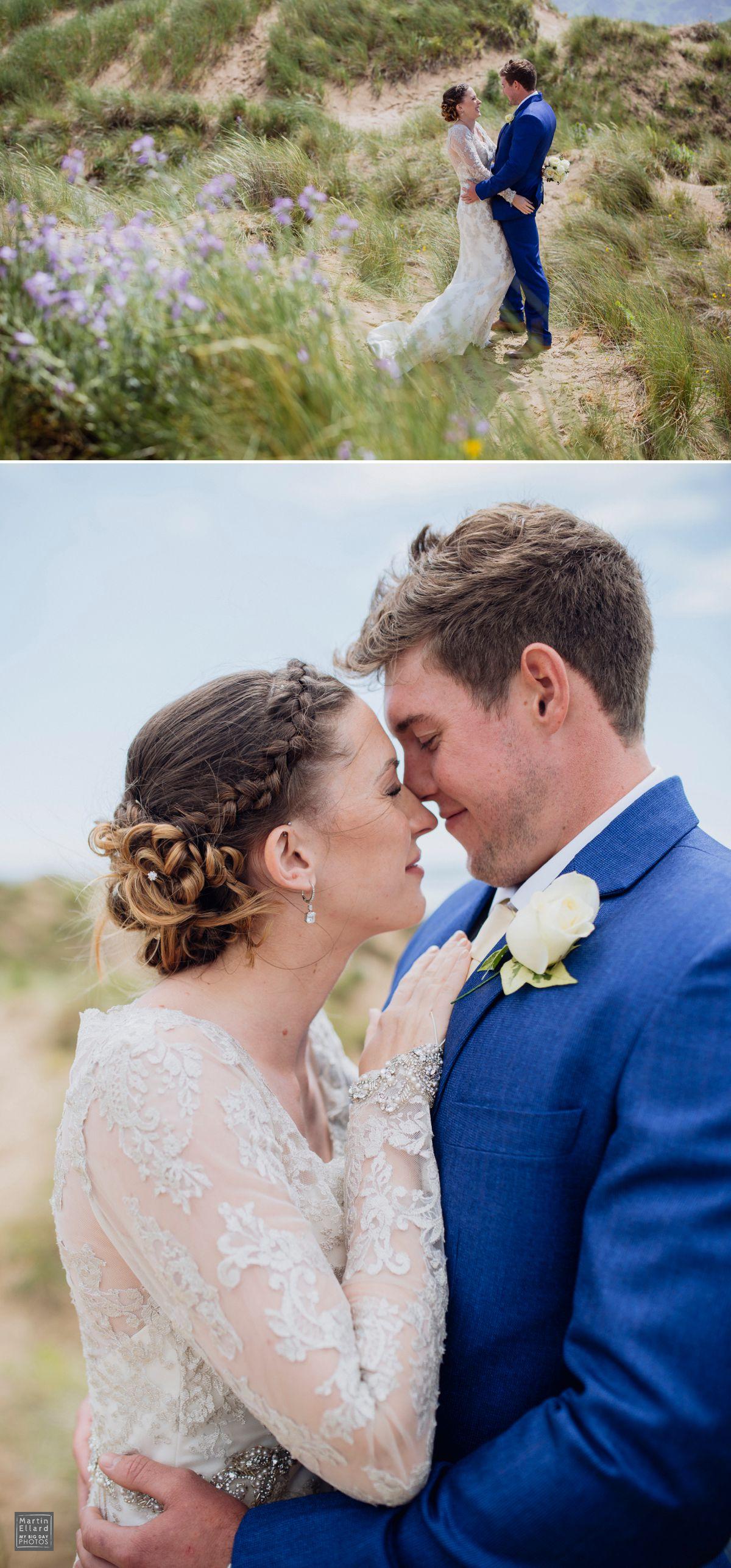 summer wedding Oldwalls Gower South Wales