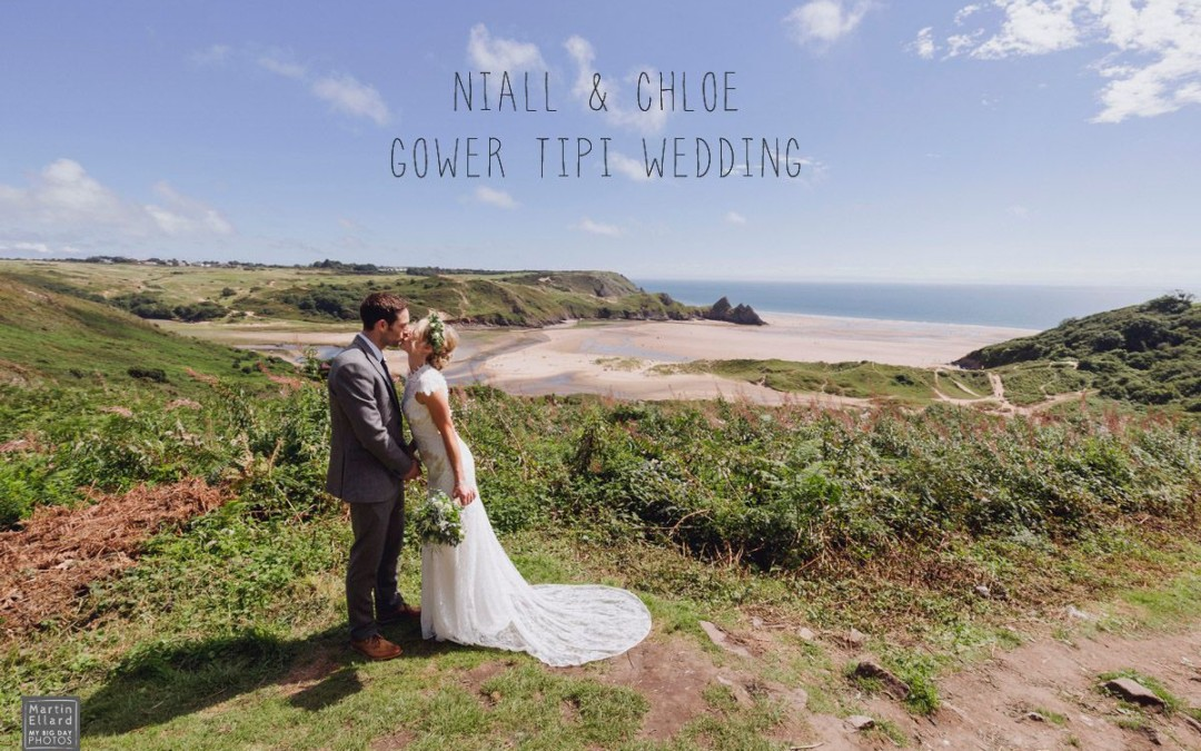 Gower tipi wedding