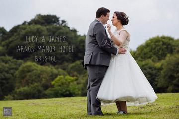 Arnos Manor Hotel Bristol wedding photography