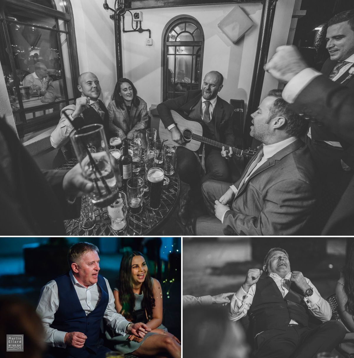 Kelly and Greg King Arthur Hotel Gower wedding photographer