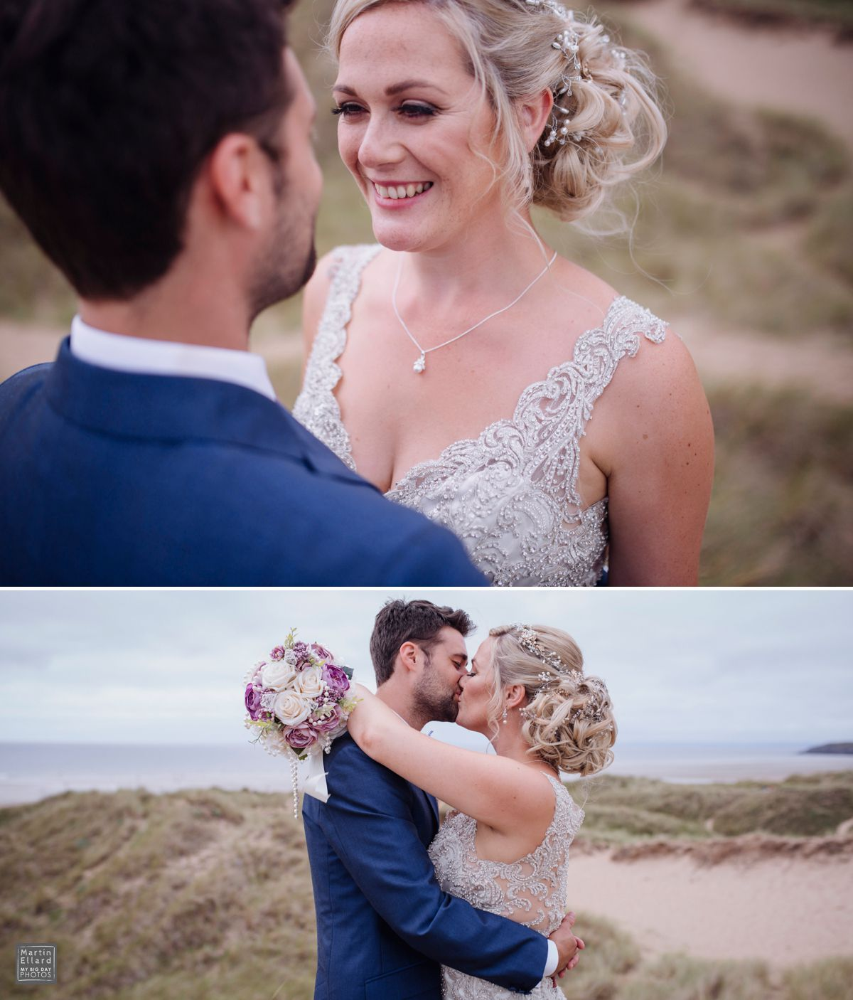 Oldwalls Gower South Wales wedding photographer boho country marquee weddings festival style Swansea relaxed simple summer