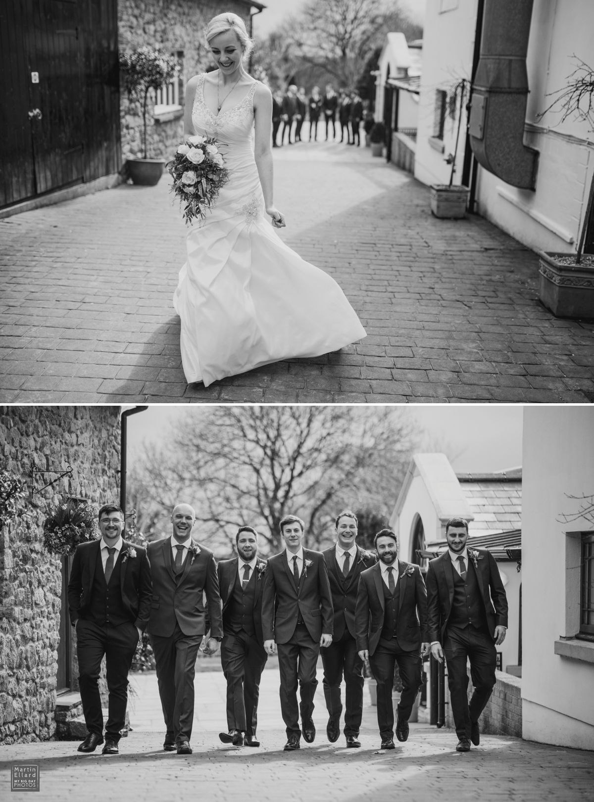 natural wedding photography swansea
