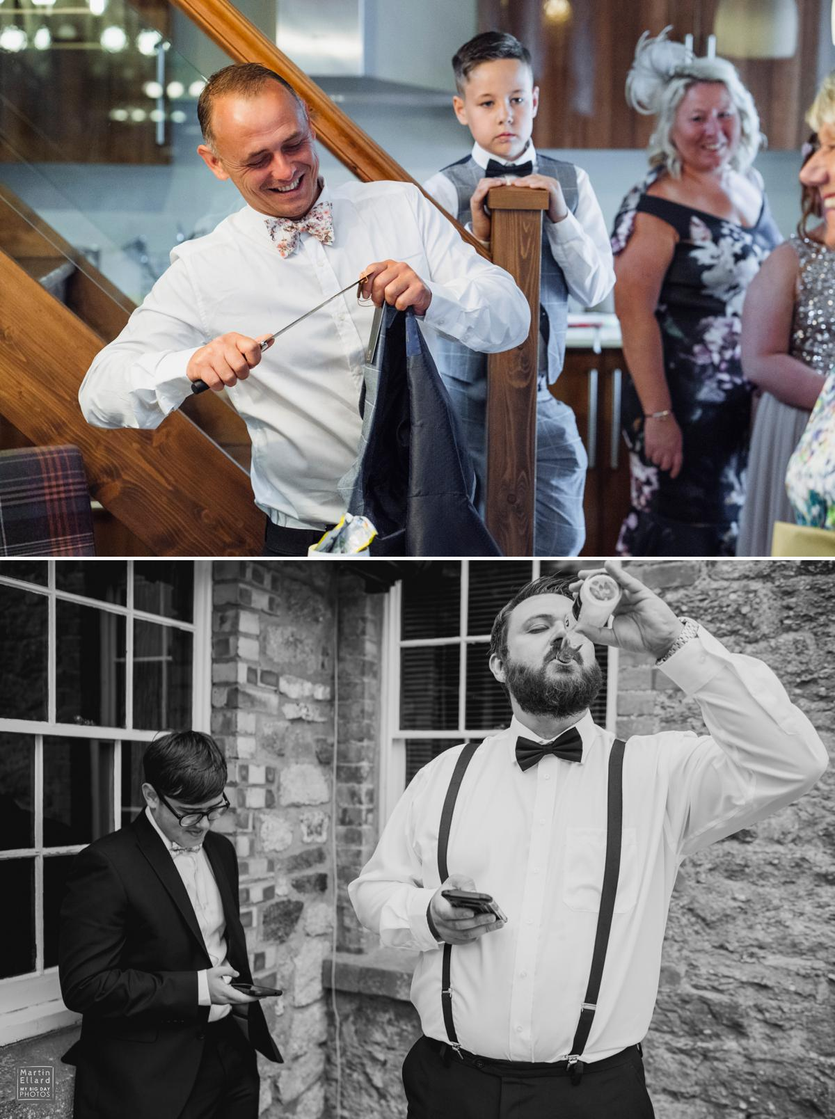 Oldwalls Gower wedding photographer