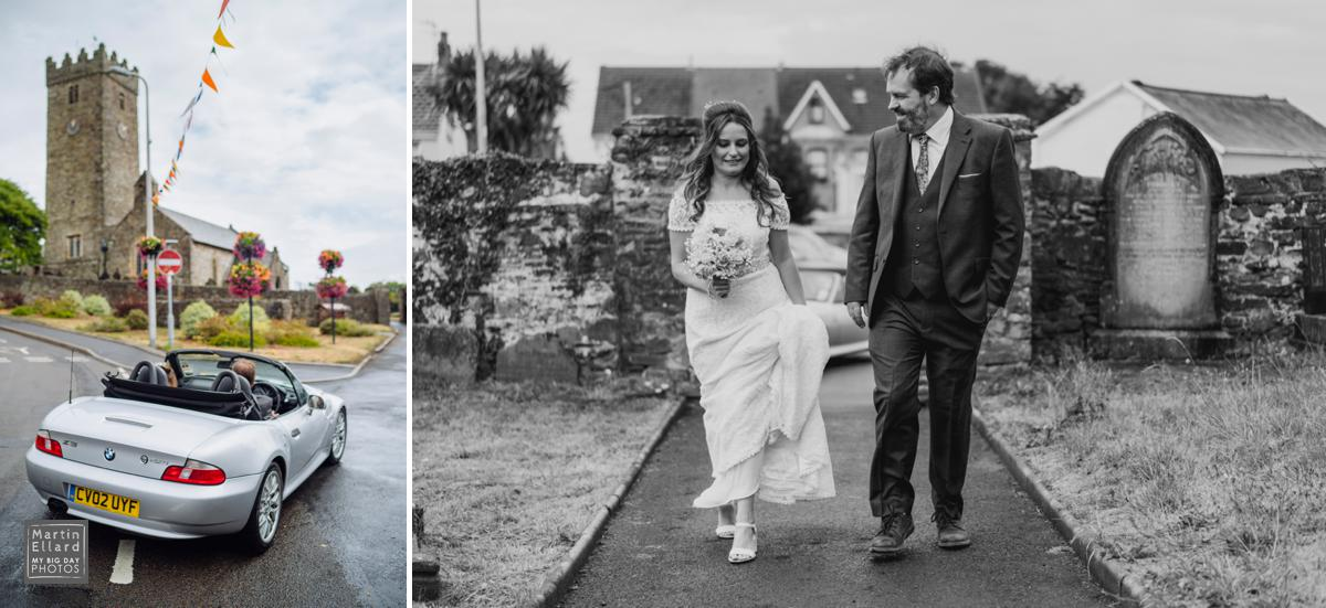 wedding photographer Pembrey South Wales prices