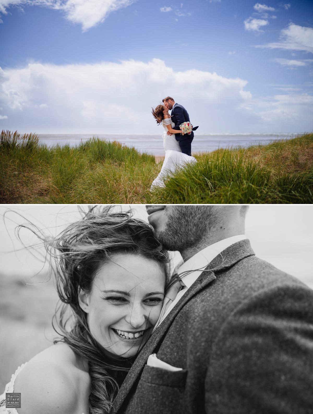natural wedding photography South Wales