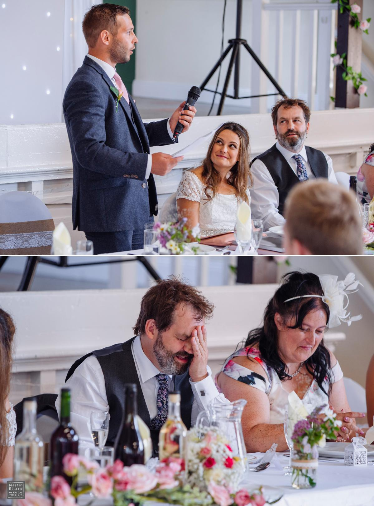 """""""South Wales wedding photographer"""
