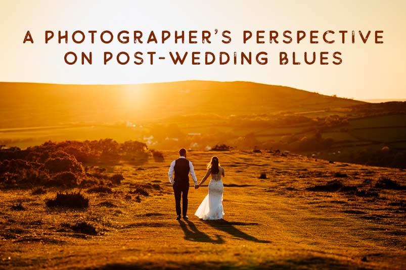A photographer's perspective on wedding day blues, Gower South Wales