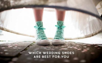 which wedding shoes are best for me ?